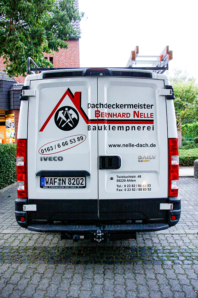 Bauklempnerei Dachdeckermeister Bernhard Nelle